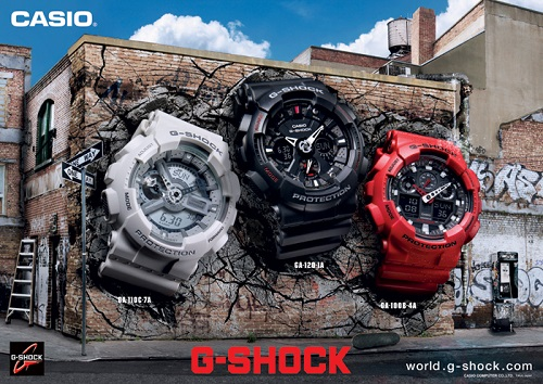 dong ho g-shock 3