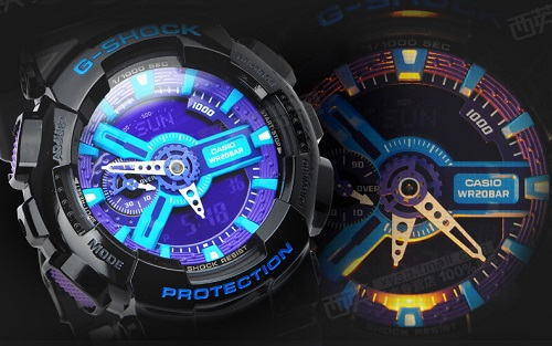 dong ho g-shock 1