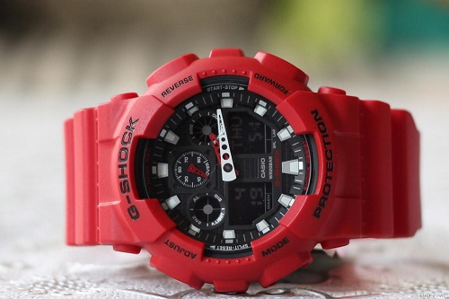 dong ho g-shock gia re 1