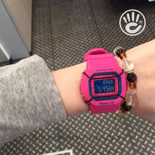 sức mê hoặc giới trẻ của đồng hồ điện tử casio nữ baby 4