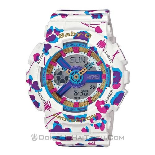 sức mê hoặc giới trẻ của đồng hồ điện tử casio nữ baby 5