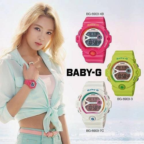 50 sắc thái đồng hồ babyg nữ tỏa sáng theo cách riêng 2
