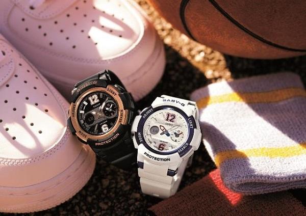 các mẫu đồng hồ baby-g nữ mê hoặc trẻ em 2