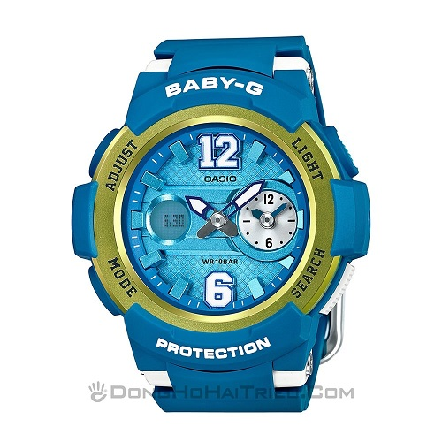 lật tẩy đồng hồ baby-g nhái vòng quanh thị trường 2