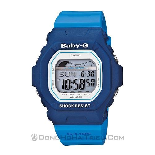 lật tẩy đồng hồ baby-g nhái vòng quanh thị trường 3