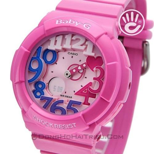 truy tìm các mẫu đồng hồ baby-g nữ mê hoặc trẻ em 4