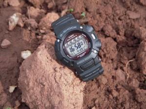 đồng hồ độc đáo năng lượng mặt trời Casio G shock Mudman Gw9000A 1