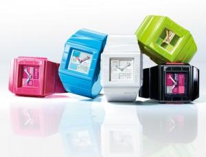 đồng hồ tuyệt vời Xu hướng thời trang Triple 10